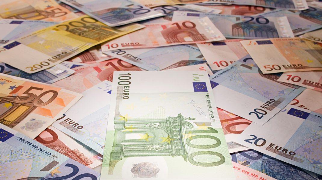 Bancnote euro.