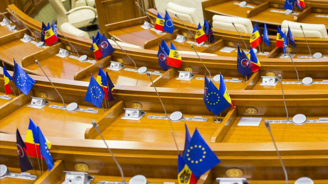 Parlamentul de Chișinău a respins, pentru a doua oară, învestirea unui nou guvern