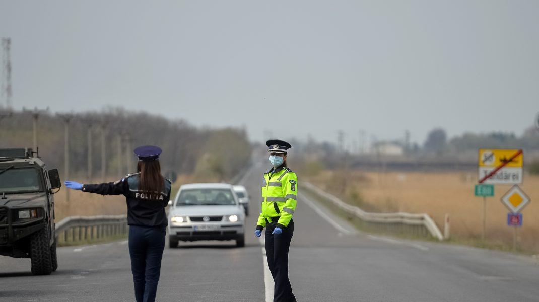 Poliție carantină