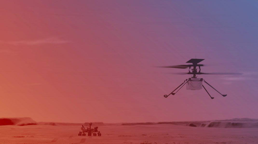 Elicopter-pe-Marte