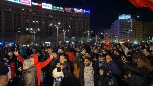 Secretar de stat în Ministerul Sănătății: Protestele reprezintă mediul ideal în care se transmite coronavirusul