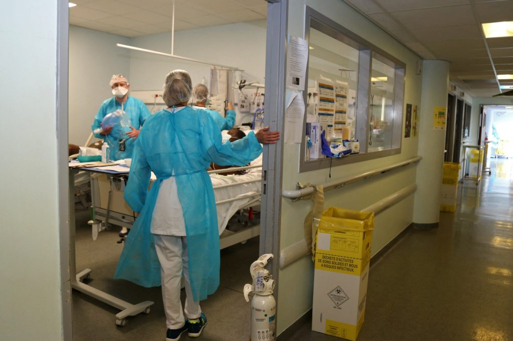 Spital Franța