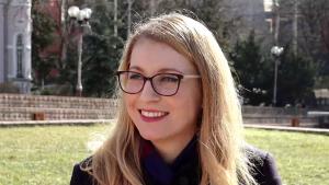 Student străin UMF Iași