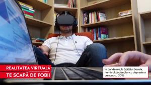 Terapie realitate virtuală