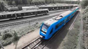 Tren cu hidrogen