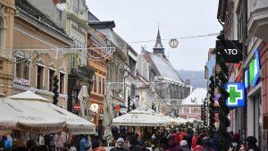 Turisti Brașov