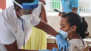 Vaccin Seychelles