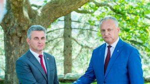 """Liderul transnistrean Krasnoselski minte. Ascunde că vaccinul este donat de România: """"Vine de la OMS"""""""
