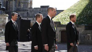 Ce au vorbit Harry şi William la înmormântarea Prinţului Philip. Dialogul dintre cei doi, descifrat de un specialist