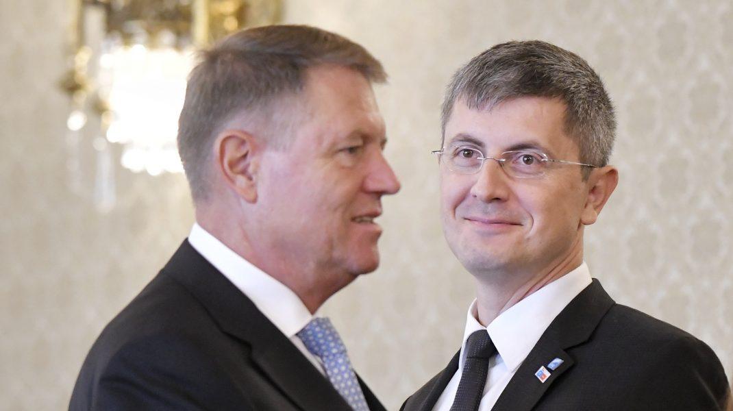 Surse: Dan Barna s-a întâlnit cu președintele Klaus Iohannis, la Sibiu