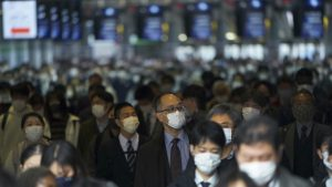 Japonia a declarat stare de urgenţă cu doar trei luni înainte de Jocurile Olimpice