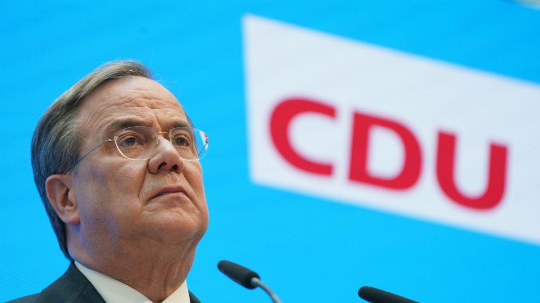 Creștin-democrații și-au ales candidatul pentru funcția de cancelar al Germaniei. Markus Söder acceptă desemnarea lui Armin Laschet