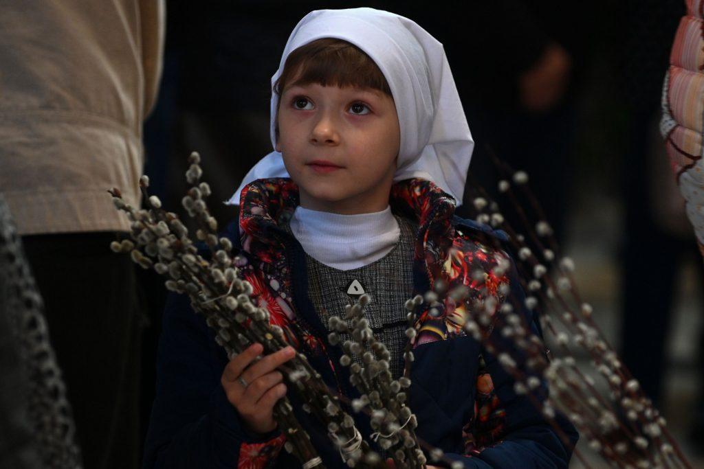 Duminica Floriilor sau intrarea Domnului în Ierusalim, 25 aprilie. Tradiții și obiceiuri specifice acestei sărbători religioase