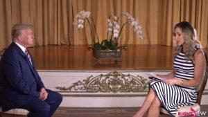 Prima apariție a lui Donald Trump, de când a plecat de la Casa Albă. Dezvăluirile făcute în interviul acordat norei sale. VIDEO