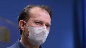 Capacitatea de vaccinare a ajuns la 115.000 de persoane pe zi, anunță Florin Cîțu