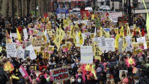 Protest kill the bill