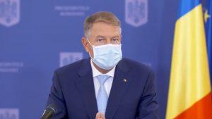 """Mesajul lui Klaus Iohannis pentru români: """"Vaccinați-vă pentru a avea o vară cu cât mai puține restricții"""""""