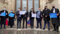 Protest avocați