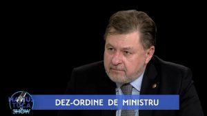 Alexandru Rafila: Vom intra într-o perioadă reală de descreștere a cazurilor confirmate. Mai așteptăm încă o lună