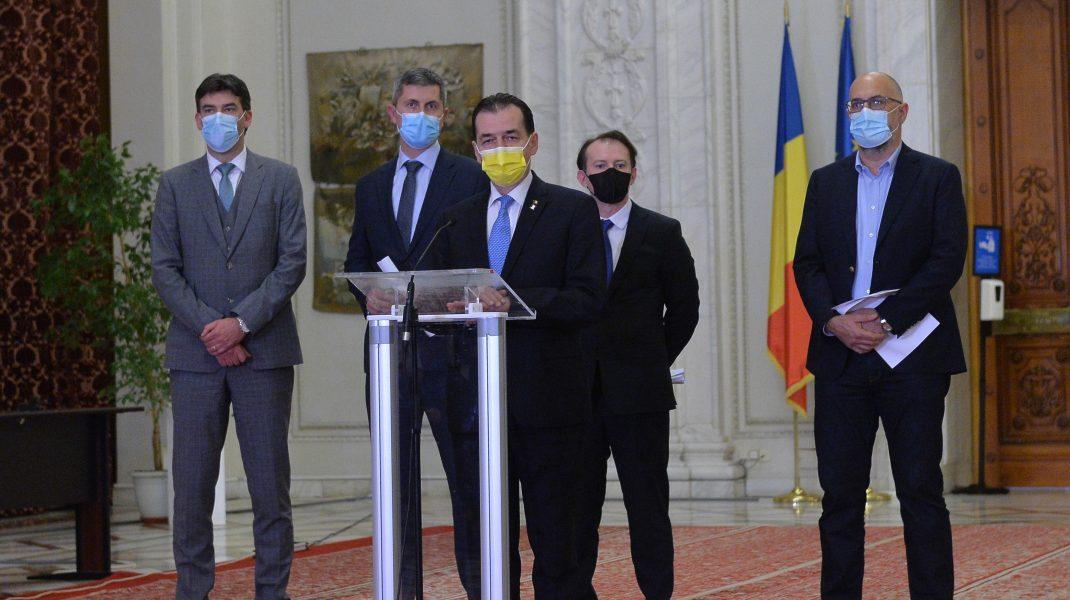 Coaliție ședință