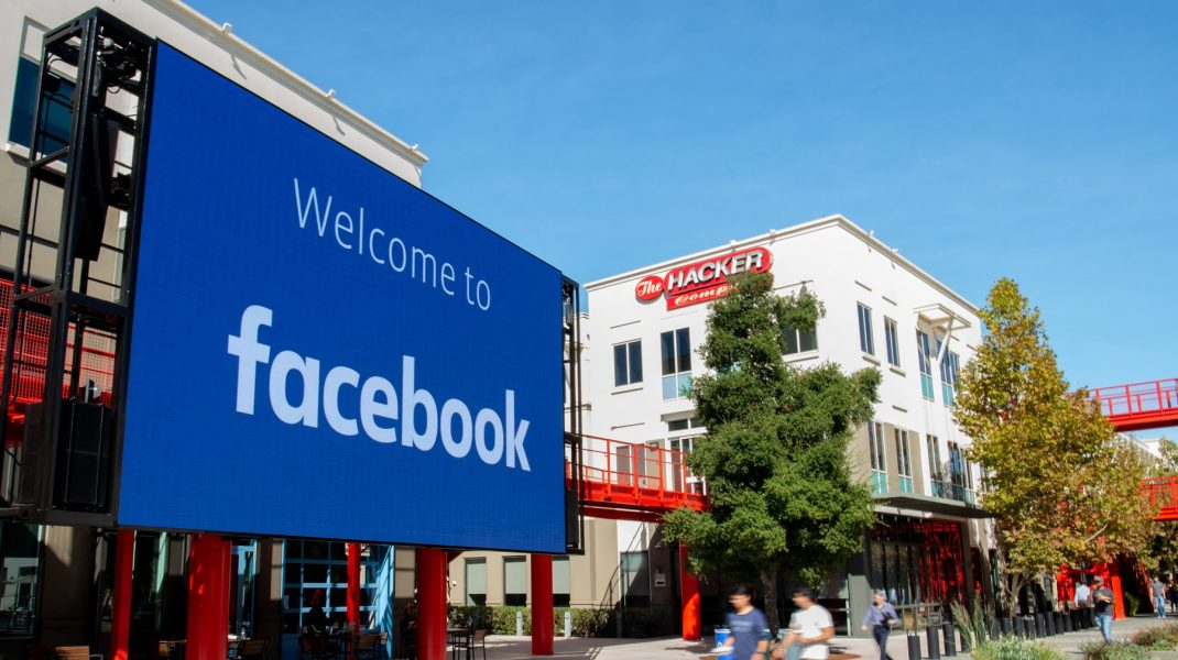 Sediu Facebook