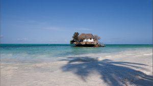 The Rock: Restaurantul din Zanzibar care oferă o experiență atipică. Cât costă o masă