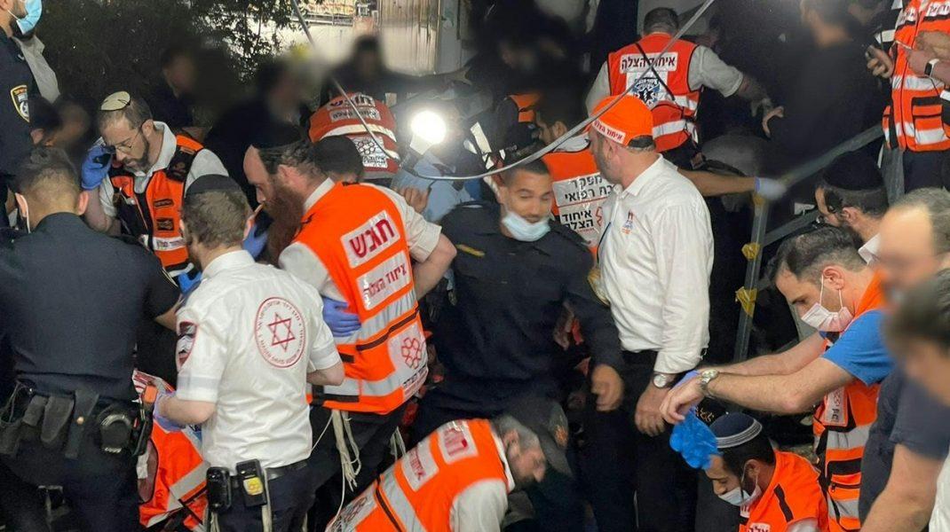 """Cum s-a produs, de fapt, tragedia din Israel? Mărturia unui jurnalist israelian: """"Întrunirea nu a fost dorită de autorități. Numărul morților poate crește"""""""