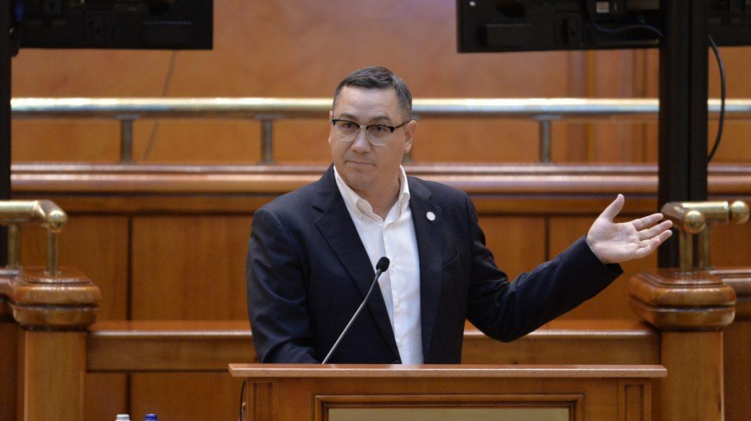 Reacții după demiterea lui Voiculescu. Ponta: Este prima dată în ultimii 5 ani când prim-ministrul României ia decizii corecte