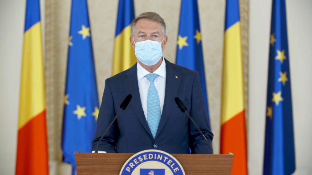 """BREAKING NEWS. Iohannis: """"Din 15 mai se elimină portul măștii în exterior  și restricțiile de noapte"""""""