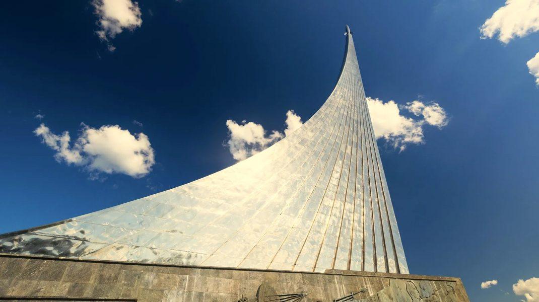 Monumentul-cuceritorilor-spațiului-Moscova