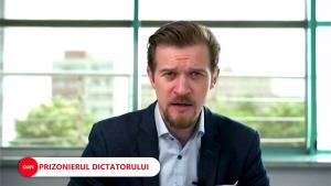 Valeri Matskevici, prizonierul lui Lukașenko, vorbind pentru Aleph News.