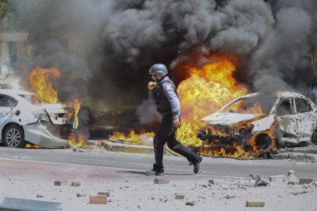 Mișcarea teroristă Hamas a trecut de linia roșie