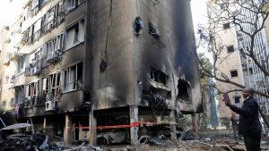 Încă o noapte de foc în Israel. Militanții Hamas au lansat zeci de rachete asupra mai multor zone israeliene