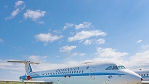 FOTO. Avionul prezidențial al lui Nicolae Ceaușescu, scos la vânzare. De la cât pornește licitația