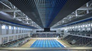Un bazin olimpic nou amenajat