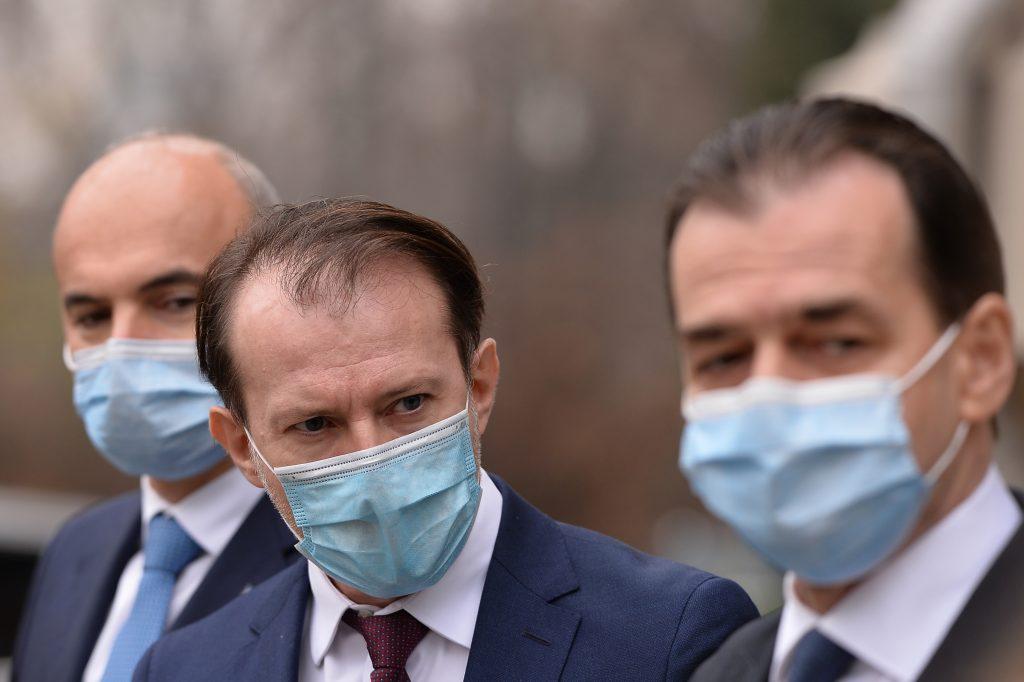 Cîțu, Orban, Bogdan