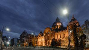 Calea Victoriei, București.