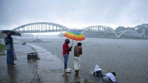 ritual indian pe timp de furtuna si pandemie covid, 16 mai 2021.