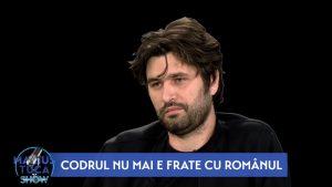 Ciprian Gălușcă este prezent în platoul emisiunii Marius Tucă Show