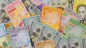 dolar bolivar