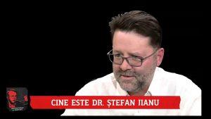 """Medicul Ștefan Jianu este invitat în platoul emisiunii """"Interviurile lui Cristoiu"""""""
