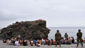 emigranți Ceuta