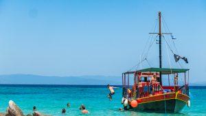 Grecia plajă