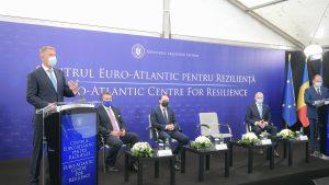 Inaugurare centru NATO