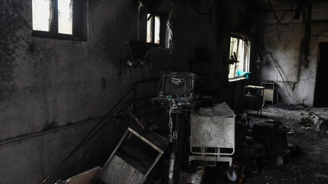 Incendiu la un spital Covid din India. 18 oameni au murit