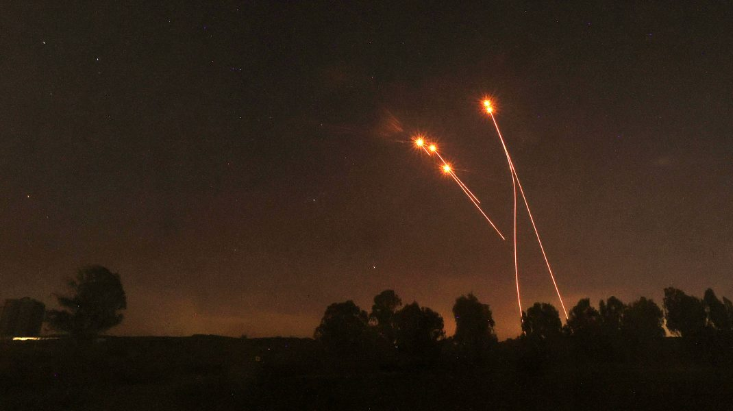 Rachete de atac din partea Israelului către Fâșia Gaza.