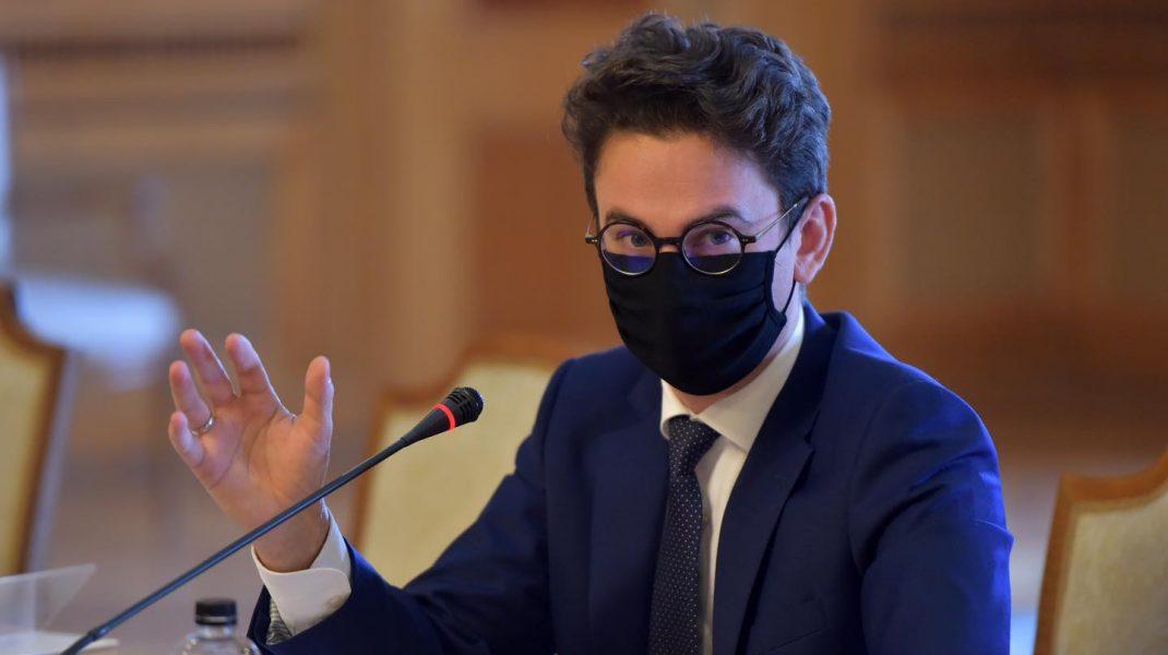 Iulian Bulai, deputat USR PLUS.