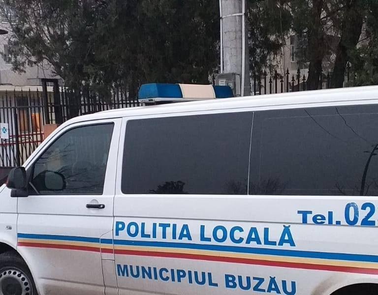 masina a politiei locale buzau.