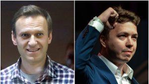 Navalny Protasevich