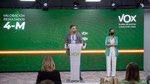 partidul VOX Spania